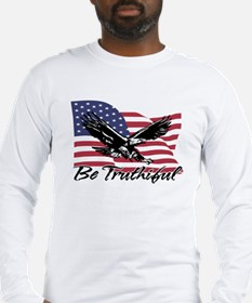 Be Truthiful Long Sleeve T-Shirt