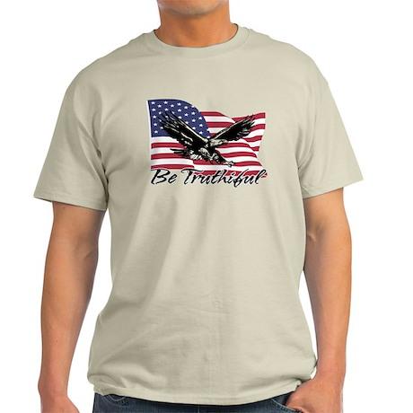 Be Truthiful Light T-Shirt