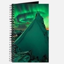 Cute Northern lights Journal