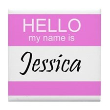 Jessica Tile Coaster