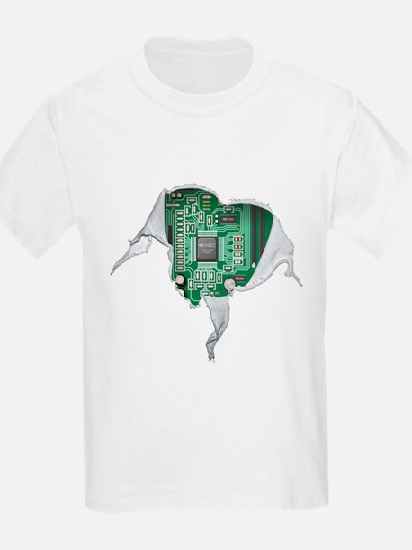 Motherboard Hear T-Shirt