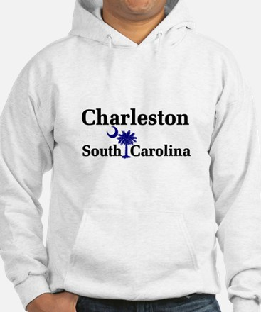 Charleston South Carolina Hoodie Sweatshirt