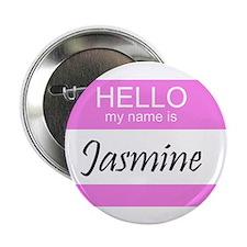 """Jasmine 2.25"""" Button (10 pack)"""