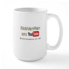 Rickvanman Large Size Mugs