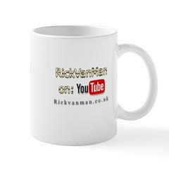 Rickvannman Regular Size Mugs