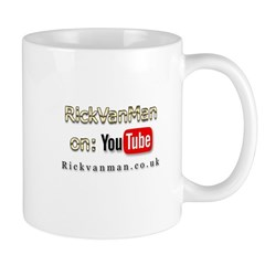 Rickvannman Regular Size Mugs