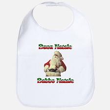 Buon Natale Babbo Natale Bib