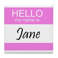 Jane Tile Coaster