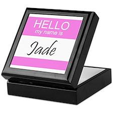 Jade Keepsake Box