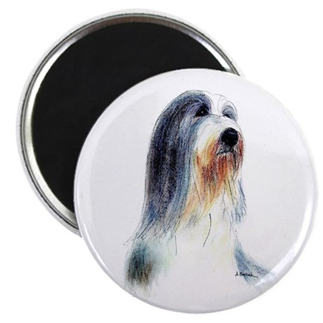 Bearded Collie #2 Magnet