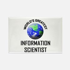 World's Greatest INFORMATION SCIENTIST Rectangle M