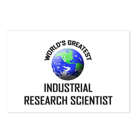 World's Greatest INDUSTRIAL RESEARCH SCIENTIST Pos