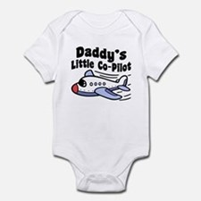 Daddy's Little Co-Pilot Onesie