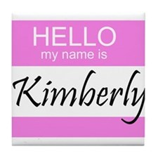 Kimberly Tile Coaster