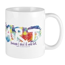 I said it was Art Mug