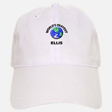 World's Okayest Ellis Baseball Baseball Cap