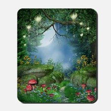Mystic Mushrooms Mousepad