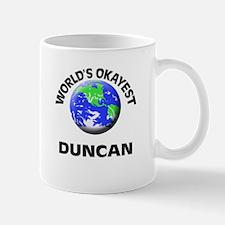 World's Okayest Duncan Mugs