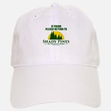 Return to Shady Pines Baseball Baseball Cap