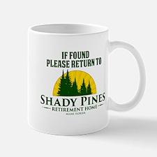Return to Shady Pines Mug