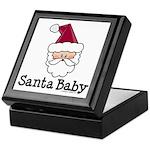 Santa Baby Christmas Keepsake Box