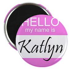 """Katlyn 2.25"""" Magnet (10 pack)"""