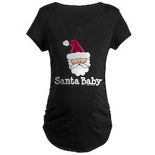 Santa Baby Christmas T-Shirt
