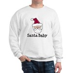 Santa Baby Christmas Sweatshirt