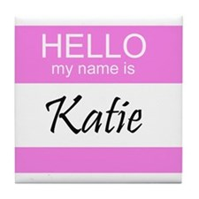 Katie Tile Coaster