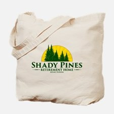 Shady Pines Logo Tote Bag