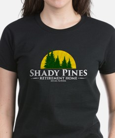 Shady Pines Logo Tee