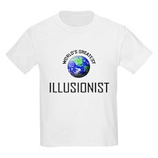 World's Greatest ILLUSIONIST T-Shirt