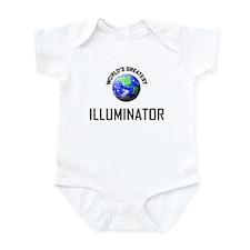 World's Greatest ILLUMINATOR Infant Bodysuit