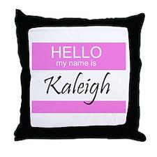 Kaleigh Throw Pillow