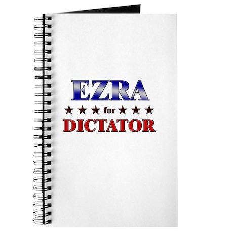 EZRA for dictator Journal