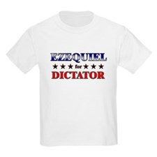 EZEQUIEL for dictator T-Shirt
