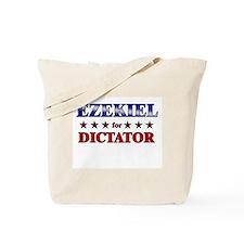 EZEKIEL for dictator Tote Bag