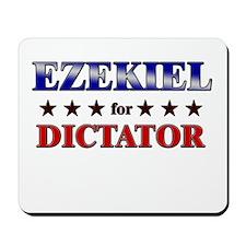 EZEKIEL for dictator Mousepad
