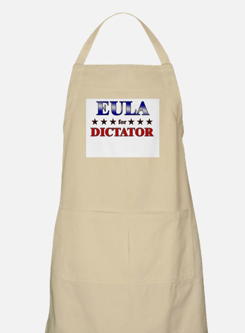EULA for dictator BBQ Apron