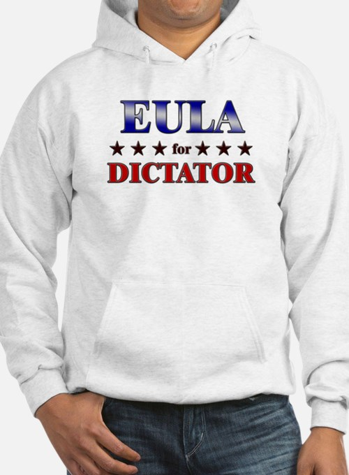 EULA for dictator Hoodie