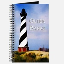 Cape Hatteras Lighthouse Poster Text Outer Journal