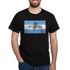Argentina Flag Extra T-Shirt