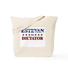 ESTEVAN for dictator Tote Bag