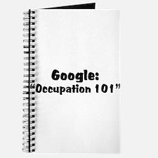 "Google: ""Occupation 101"" Journal"