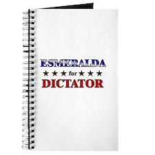 ESMERALDA for dictator Journal