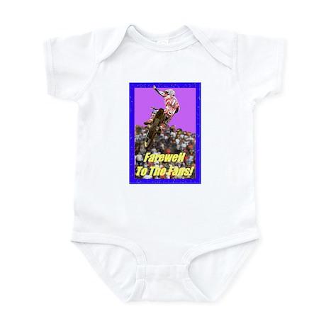 """Ricky Carmichael Farewell"" Infant Bodysuit"