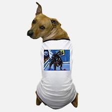 FRENCH BULLDOG blk Moon Desig Dog T-Shirt