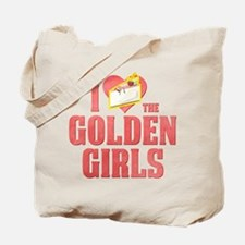 I Heart Golden Girls Tote Bag