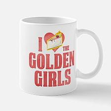 I Heart Golden Girls Mug