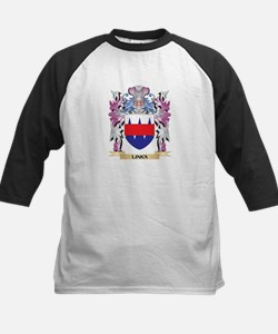 Linka Coat of Arms - Family Crest Baseball Jersey